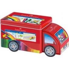 Carioci 33 culori Camion Connector Faber Castell