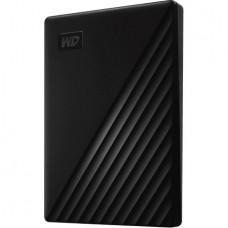 """HDD extern WD My Passport 2TB, 2.5"""", USB 3.2 Gen1, Negru"""